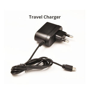 DazonTravel Charger Wall Charger Adapter For All Android Smartphones (Black)