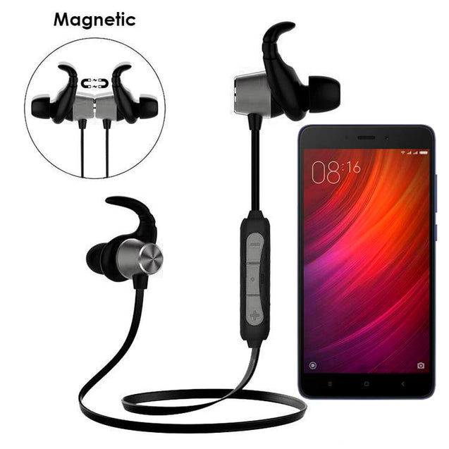PTron Spark Pro In-Ear Bluetooth Headset With Mic For Xiaomi Redmi Note 4 (Black)