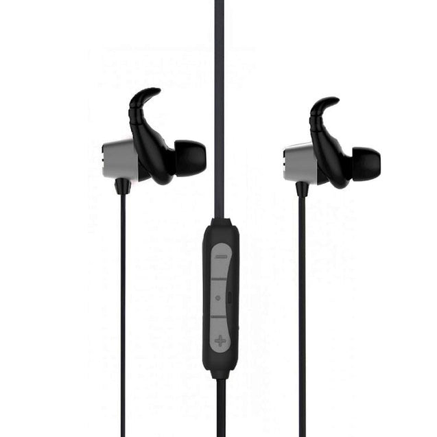 PTron Spark Pro In-ear Bluetooth Headset With Mic For All Xiaomi Redmi Smartphones (Black)