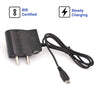 PTron Zeta TC50WC 0.5A Micro USB Travel Charger Adapter Compatible For All Smartphones (Black)