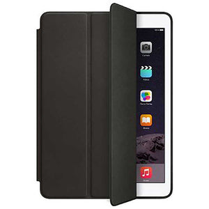 PTron Ultra Slim Smart PU Leather Flip Cover Case for Apple iPad Air iPad 5 Black