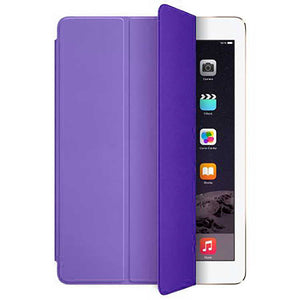 PTron Ultra Slim Smart PU Leather Flip Cover Case for Apple iPad Mini Mini 2 Purple