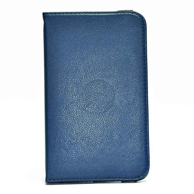 Samsung Galaxy TAB 3 T311 Ptron Full 360 Rotating Cover Deepblue Stand Cover Case