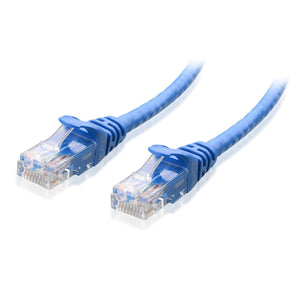 PTron 5 Meter Cat6e RJ45 Ethernet Lan Network Cable (Blue)