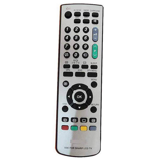 Sharp Lcd TV Remote at Lowest Price
