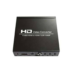 PTron Professional Quality HD Video Converter HDV 8A Support NTSC PAL