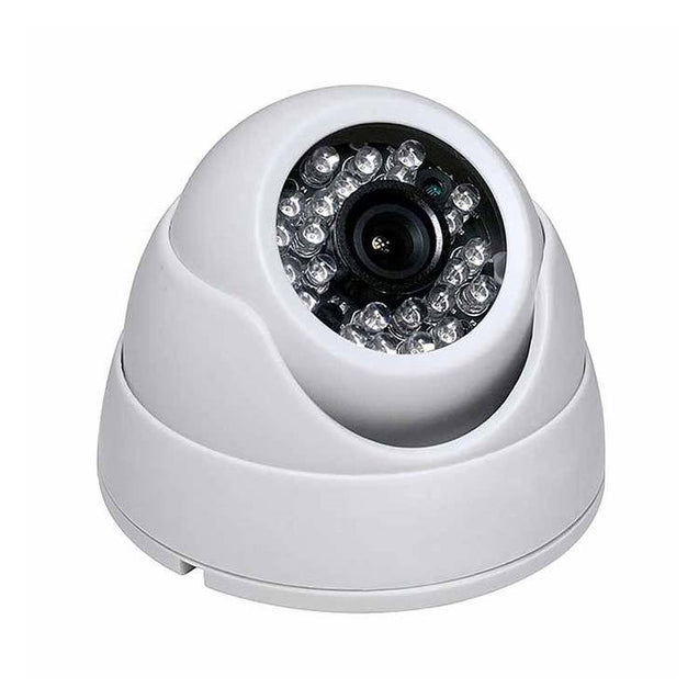 PTron Chasm Indoor IR Dome 800 TVL CCTV Security Camera 1/4 CMOS Aptina139  FH8510