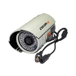 PTron Chasm Outdoor CCTV Waterproof IR Bullet 800 TVL Camera 1/4 CMOS Aptina139  FH8510