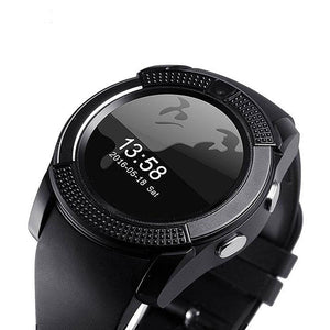 PTron Lure Bluetooth Smart Watch Support TF SIM Card Wearable Watch For All Android Smartphones