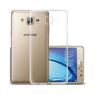 Samsung Galaxy On5 Back Cover Transparent TPU Case