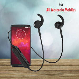PTron Avento Pro Bluetooth 5.0 Headphones With TF Slot For Motorola Mobiles, Get Arrow Watch Free