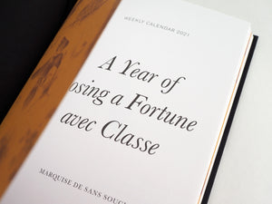 Viikkopäivyri 2021 A Year of Losing a Fortune avec Classe