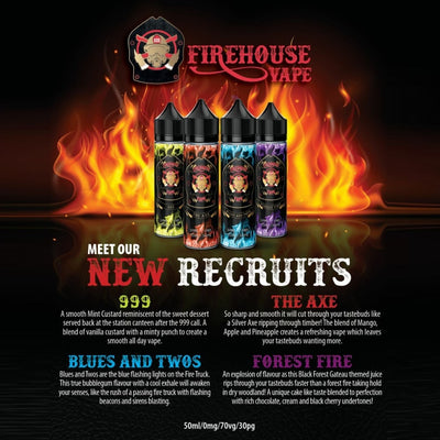 Firehouse 50ml