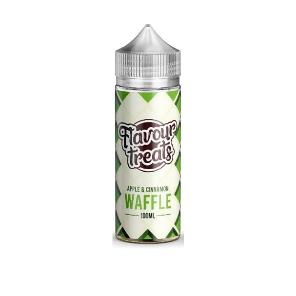 Flavour Treats by Ohm Boy 100ml Shorfill 0mg (70VG/30PG) includes 2 nic shots