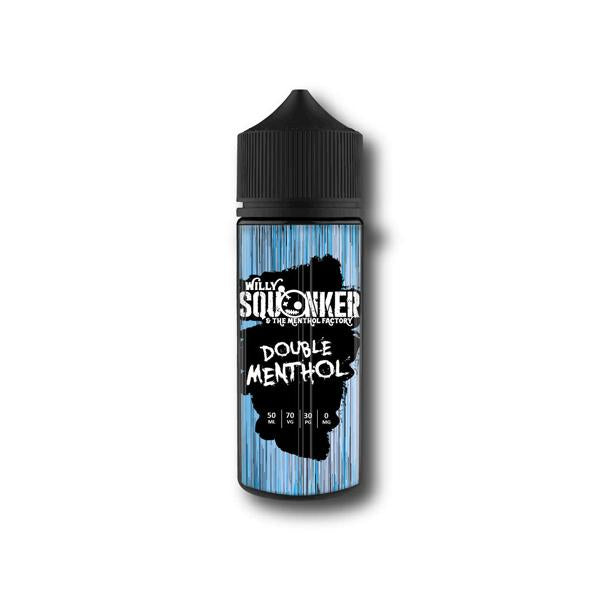 Willy Squonker and the Candy Factory 0mg 100ml Shortfill (70VG/30PG) includes 2 nic shots