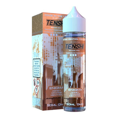 Tenshi Vapes 50ml Shortfill 0mg (70VG/30PG)