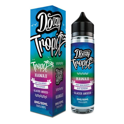 Doozy Tropix 50ml Shortfill 0mg (70VG/30PG)
