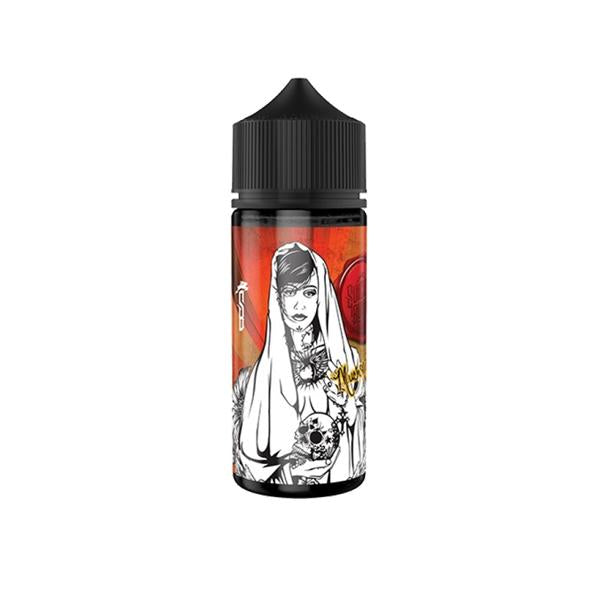 Suicide Bunny 100ml Shortfill 0mg (70VG/30PG) includes 2 nic shots