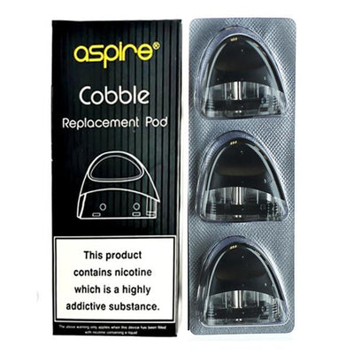 Aspire Cobble Replacement Pod