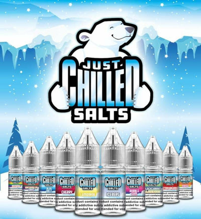 Just Chilled Salts  (20mg)