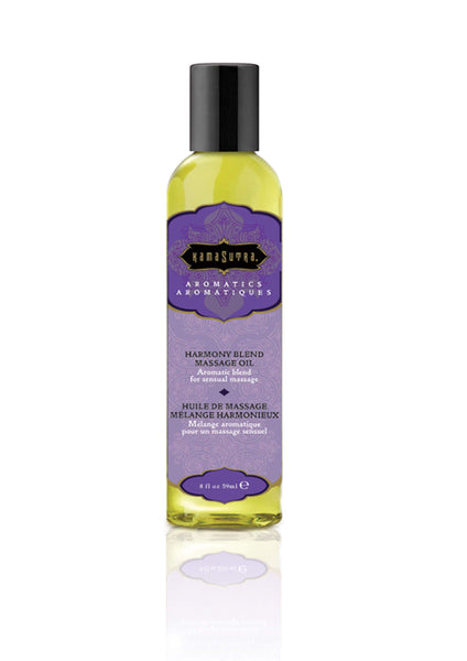 Kamasutra Aromatics Massage Oil Herbal 59ml - Ulei pentru masaj erotic plante