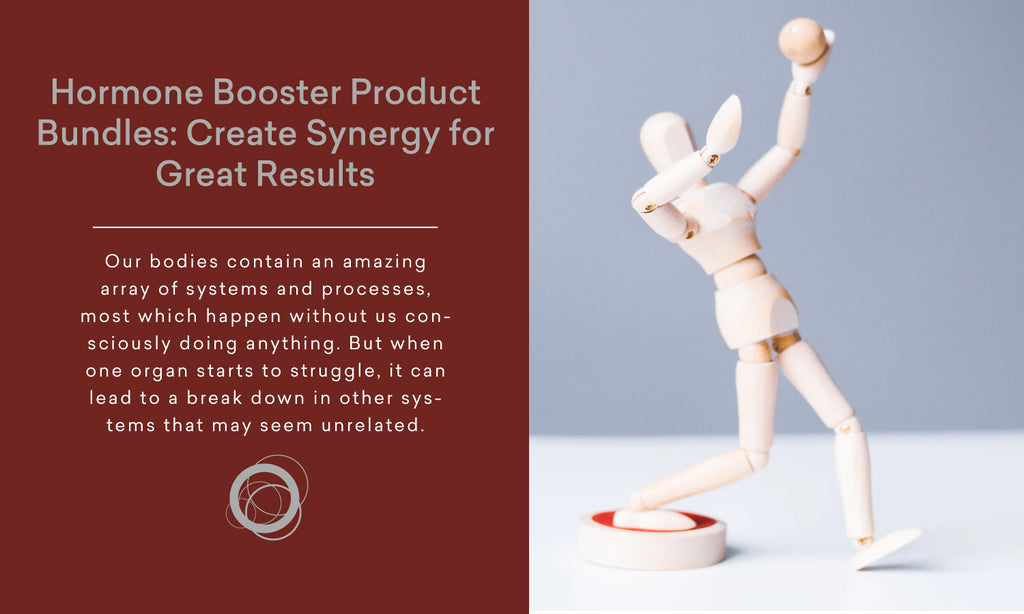 Hormone Booster Product Bundles: Create Synergy for Great Results