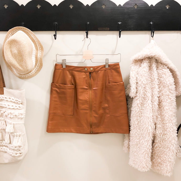 Caramel Latte Skirt