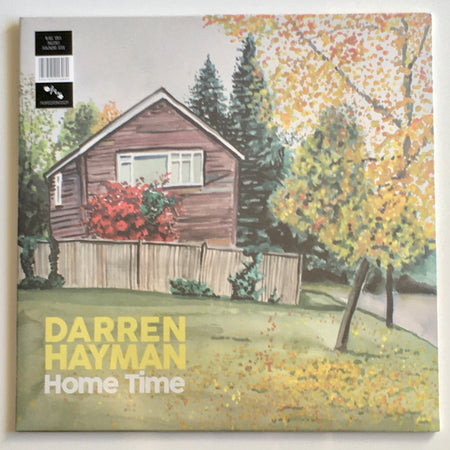 DARREN HAYMAN - Home Time[NEW]