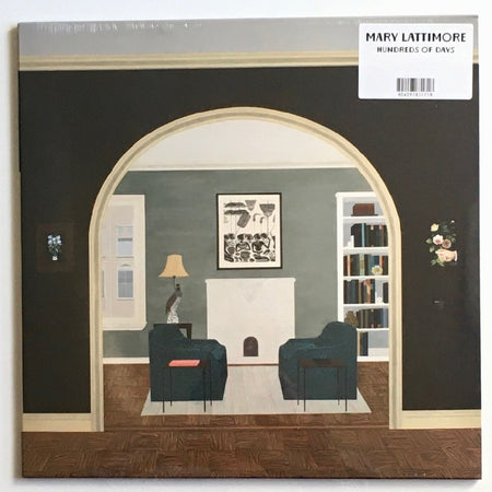 MARY LATTIMORE - HUNDREDS OF DAYS [NEW]