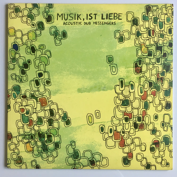 ACOUSTIC DUB MESSENGERS - MUSIK, IST LIEBE