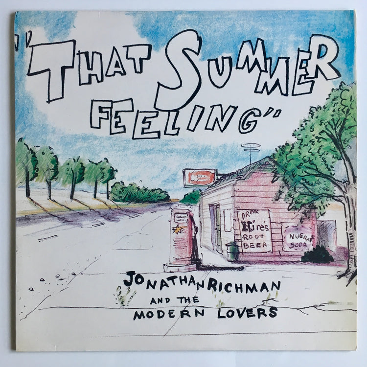 JONATHAN RICHMAN AND THE MODERN LOVERS - THAT SUMMER FEELING