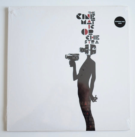 The Cinematic Orchestra ‎– Man With A Movie Camera [NEW]