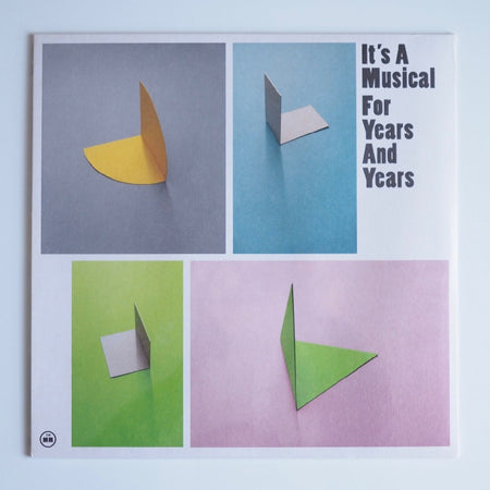 It's a Musical - For Years and Years[NEW]