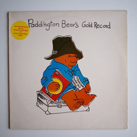 Paddington Bear's Gold Record