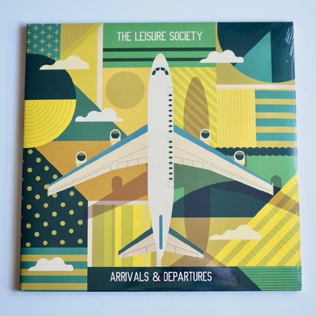 THE LEISURE SOCIETY - ARRIVALS & DEPARTURES [NEW]
