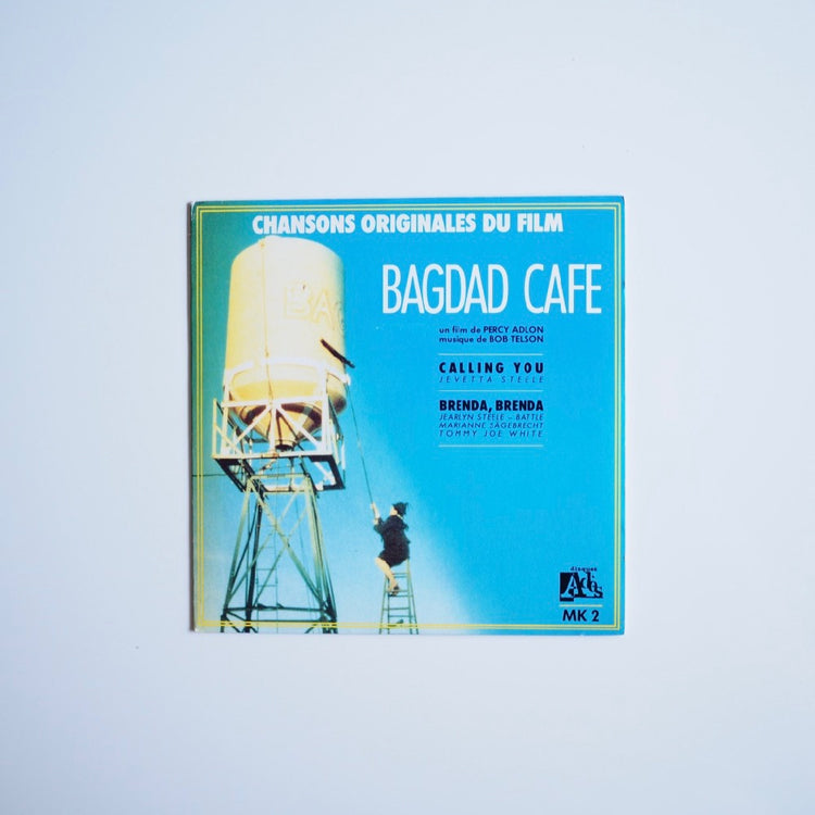 CHANSONS ORIGINALES DU FILM / BAGDAD CAFE