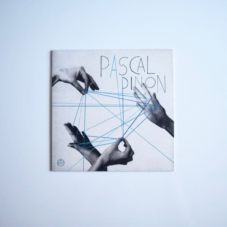 PASCAL PINON - I WROTE A SONG
