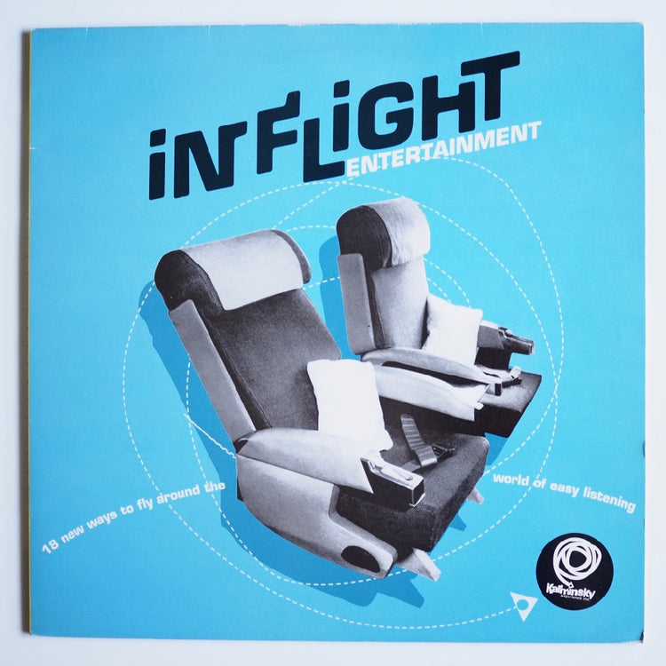 V.A. - INFLIGHT ENTERTAINMENT