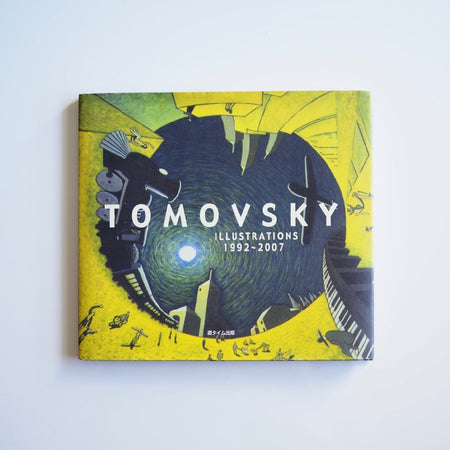 TOMOVSKY ILLUSTRATIONS 1992-2007