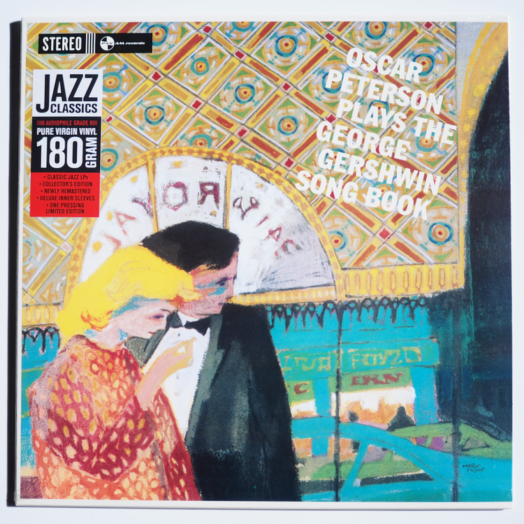 OSCAR PETERSON - PLAYS THE GEORGE GERSHWIN SONG BOOK[NEW]