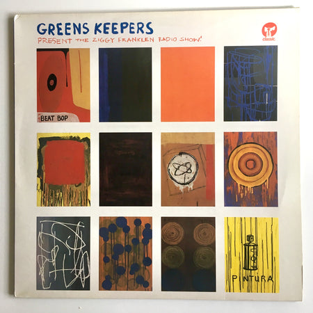 GREENS KEEPERS - PRESENT THE ZIGGY FRANKLEN RADIO SHOW