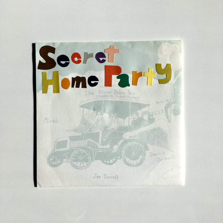 V.A. - Secret Home Party