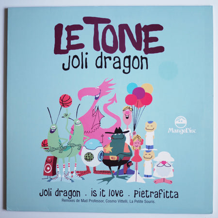 LE TONE - Joli dragon