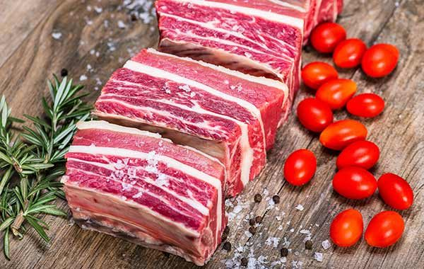 Beef Short Ribs<br><small>($27.00 / kg) </small>