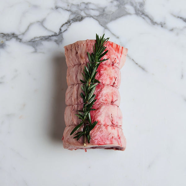 Lamb Loin Boned and Rolled <br><small>($32.00 / kg) </small>