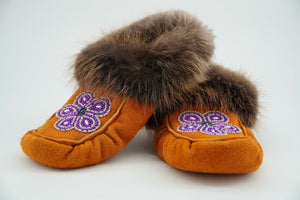 Ladies Moccasins by Lisa Dewhurst (size 7.5/8)
