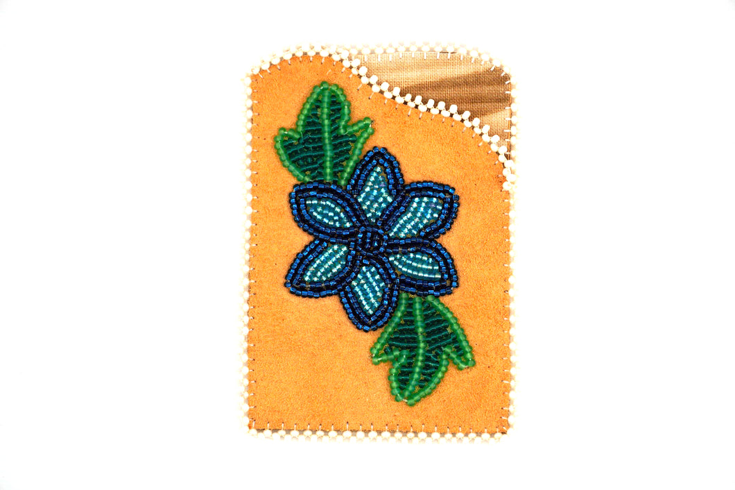 Beaded Cardholder by Virginia Smith