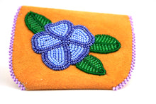 Beaded Change Purse by Virginia Smith