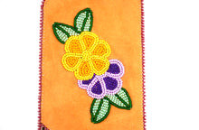 Beaded Phone Case by Virginia Smith