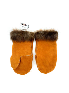 Moose Mitts size Large (Women), Medium (Men) by Karen Nicloux